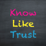 Know like trust factor