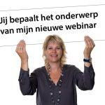 Webinar over Personal Branding
